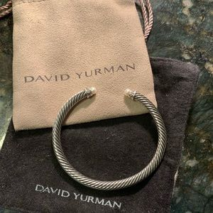 David Yurman Jewelry - David yurman cable bracelet